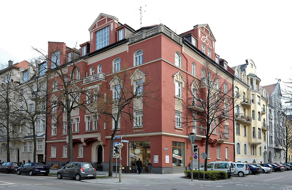 Denkmalschutz & Sanierung München - Schwabing - Architekturbüro Spengler