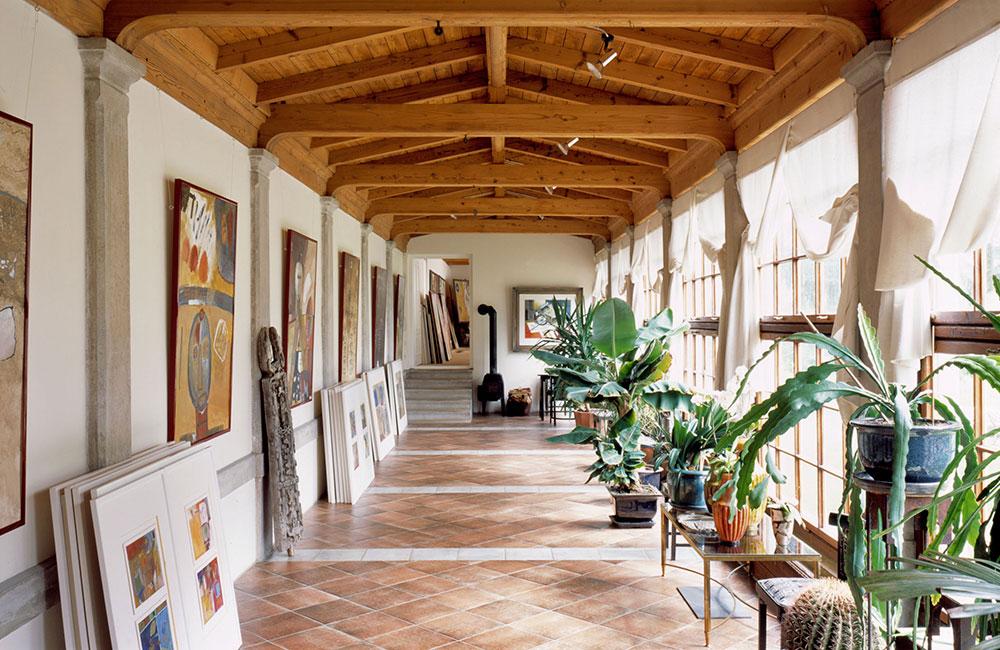 Denkmalschutz & Sanierung München - Orangerie - Architekturbüro Spengler
