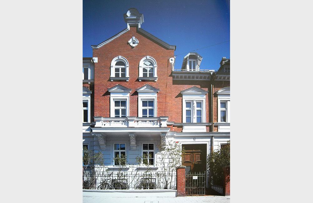 Denkmalschutz & Sanierung München - Reihenhaus - Architekturbüro Spengler
