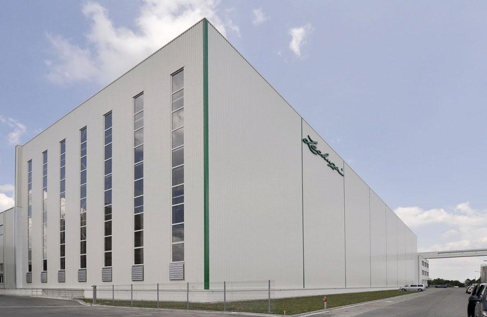 Gewerbebau München - Hochregallager - Architekturbüro Spengler