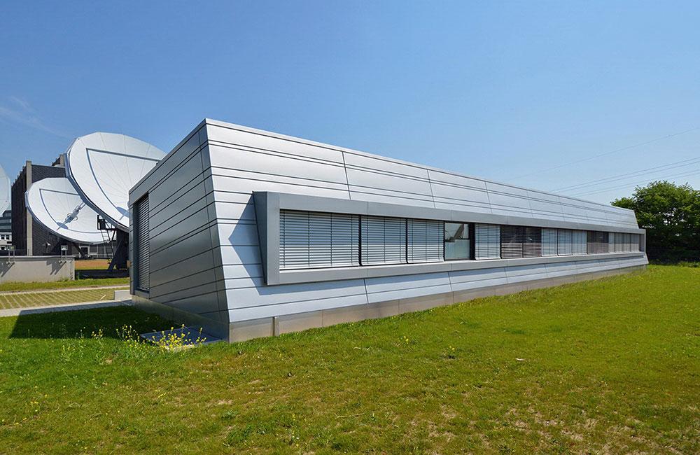 Gewerbebau München - Teleport Technikgebäude - Architekturbüro Spengler