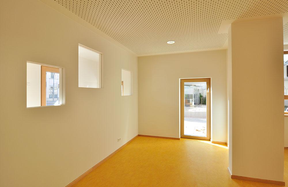 Umbau & Sanierung München - KIndergarten - Architekturbüro Spengler