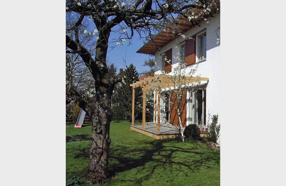 Wohnungsbau München - Einfamilienhaus - Architekturbüro Spengler